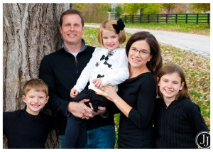 Family Portraits in Zionsville, IN
